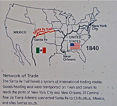 Distribution Network, Eastern US to Mexico
